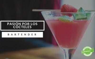 Curso barman Madrid | Pasión por los cócteles