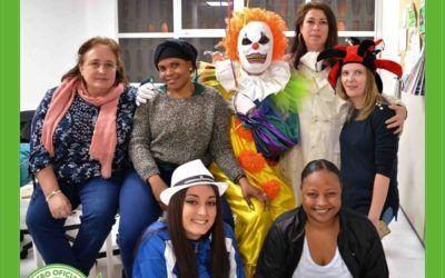 Empleo en hoteles | Nuestros alumnos celebran carnaval y San Valentín