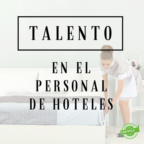 personal hoteles