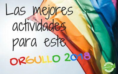 Madrid se llena de planes y color por las fiestas del Orgullo