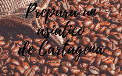 Cómo hacer un asiático de Cartagena