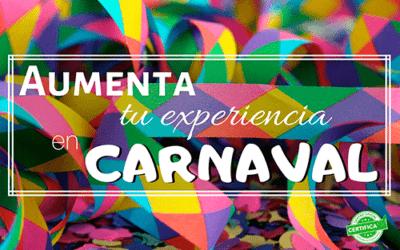 Los mejores lugares para disfrutar del Carnaval