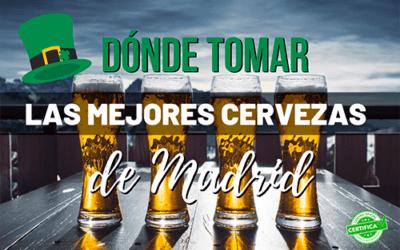 Celebra St. Patrick en Madrid
