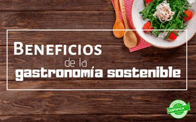 Celebramos el día de la gastronomía sostenible
