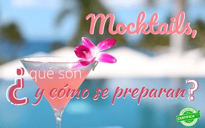 Aprende a preparar los mejores Mocktails