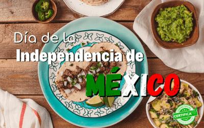 Celebramos el día de México homenajeando su gastronomía