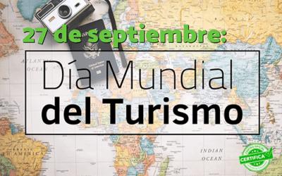 Planes para celebrar el día Mundial del turismo