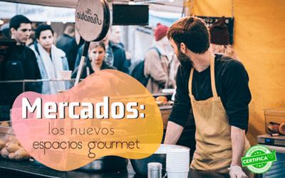 Mercados de Madrid que son espacios gastronómicos