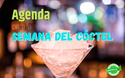 Celebra la Madrid cocktail week 2019