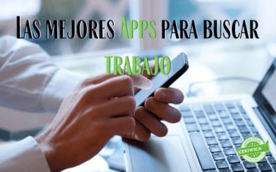 Las mejores Apps para buscar trabajo