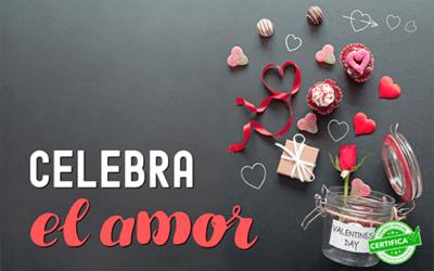 Packs románticos para San Valentín