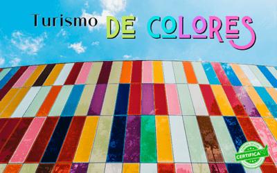 Descubre los tipos de turismo que existen, según los colores