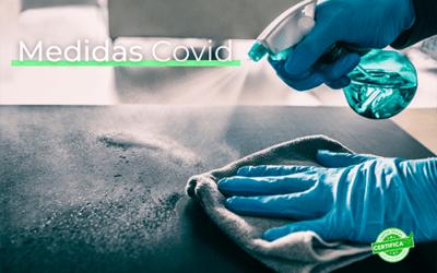 Cómo aplicar el protocolo de limpieza en las empresas