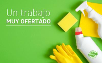 5 trucos para encontrar trabajo en servicios de limpieza