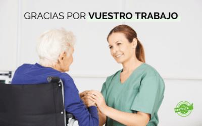 Las heroínas de la pandemia: Las auxiliares geriátricas
